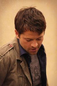 The adorable Misha!