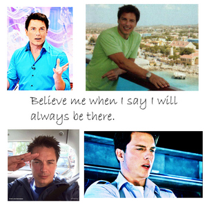 John Barrowman has inspired me to do lots of things like donate lebih to charity, have fun in life but most importantly, be myself<3
