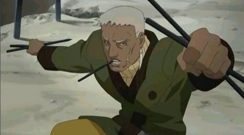Gorobei, Samurai 7