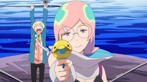 Coco. The fandom normally focuses on the boys and Urara, but what about the girl who's been here from the beginning? She's my प्रिय character, so it stinks when I see और art of /URARA/ than her (Especially since he didn't even appear until the last episode!)