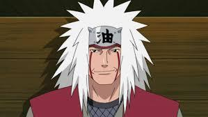Jiraiya from नारूटो shipudden