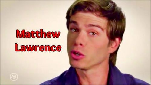 Matthew is amazing actor I ever loved. Such a sweetheart, too. <333