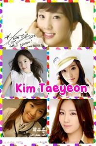 Kim Taeyeon is the Leader and the Oldest Member of Girls Generation