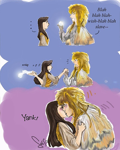 How Labyrinth should have been