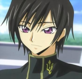 LeIouch Vi Britannia He is one of the most beliebt characters in Anime