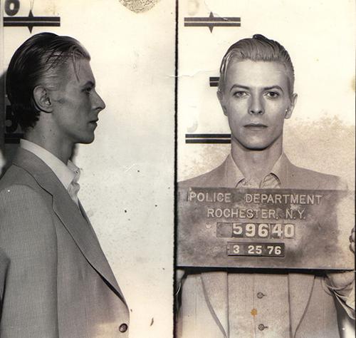 yep, Bowie