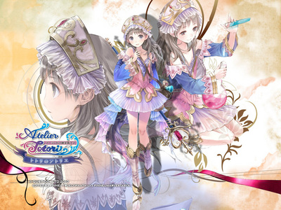 The picture is from a role-playing video game called [b]Atelier Totori: The Adventurer of Arland[/b]. ( Google can find anything lol )