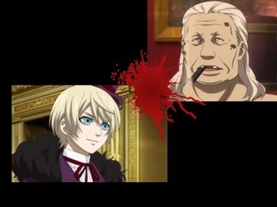 I guess Alois was por the Former Head of Trancy