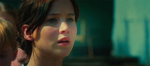 The 74th Hunger Games Reaping. If not for this moment, they probably would never have gotten together.