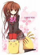 Here is my answer.Rin from Little Busters! Teehee,she so cute right? (^w^)