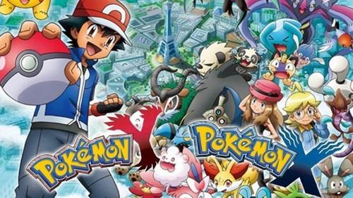 No particular order: 1. Pokemon 2. Soul Eater 3. Fairy Tail 4. Fullmetal Alchemist/Brotherhood 5. Hamtaro