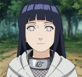 Hinata Hyuga. :) This choice has been reinforced sa pamamagitan ng one of the latest episodes... I think you (people who are caught up with the subbed anime) know the one I mean. X)