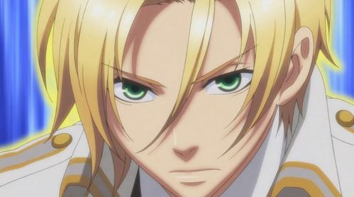 Apollon from Kamigami no Asobi.