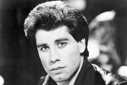 John Travolta in Saturday night Fever :)