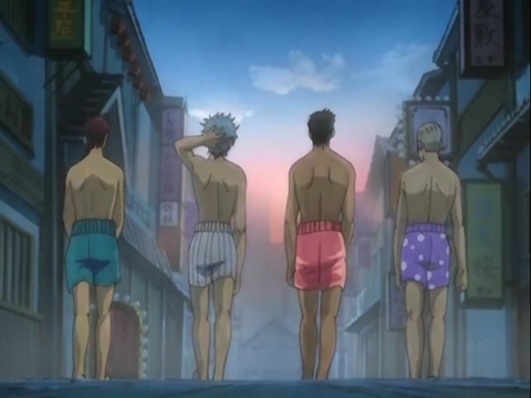 GINTAMA!! XD ~Until something better that fits my standard shows up it will always be my प्रिय ऐनीमे X3