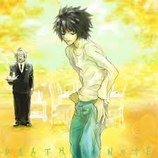 I'd pag-ibig to be taken in sa pamamagitan ng L and Watari on a sick day. ^ ^ from Death Note