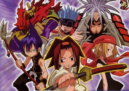 Shaman King has been dubbed in Turkish^^