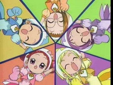 Ojamajo Doremi -> Magical DoReMi I mean I'd be fine with the changes if they left the main character named Doremi. But they changed it to Dorie.