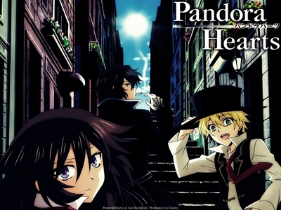 I प्यार Pandora Hearts with all my दिल & soul :) I प्यार Alice, Oz, Gilbert, Break, Sharon, Oscar, Jack, Leo & Lotti