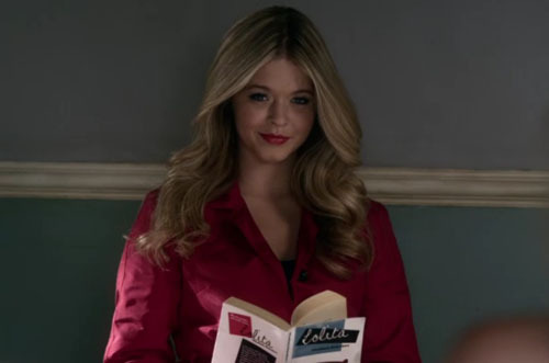 Alison DeLaurentis from Pretty little liars, I প্রণয় using this picture
