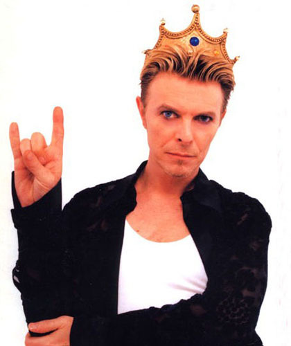 all hail king Bowie xD