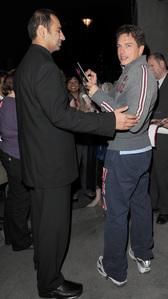 John Barrowman - Doesnt matter what he wears, he is always perfect. Reason? His heart<3