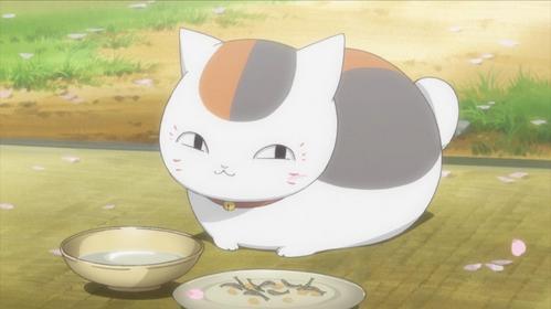 Nyanko sensei/Madara from Natsume Yuujinchou. :3