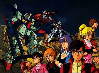 Gundam ZZ wewe can watch the onyesha here, starting with either of these episodes: Episode 1 is a clip show, I recommend skipping it: http://www.youtube.com/watch?v=PUrJ11zmpq0&index=2&list=PL5XBB1vj1xpjCbY2Qz9oC1QDdWia9j9RS And start with Episode 2 instead: http://www.youtube.com/watch?v=EPZ5CcrzQBQ&index=3&list=PL5XBB1vj1xpjCbY2Qz9oC1QDdWia9j9RS After that, maybe wewe can answer this question: http://www.fanpop.com/clubs/giant-robots/answers/show/530239