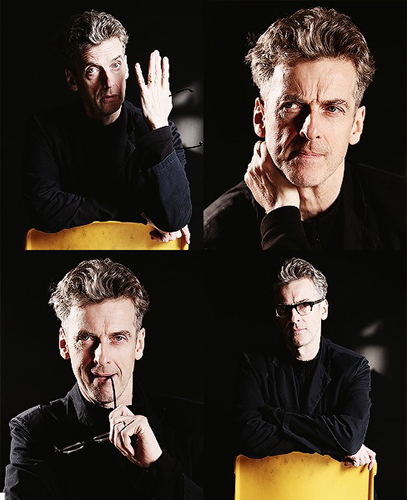 Peter Capaldi, because his Doctor is based on Bowie <3 that makes him the 2nd Doctor, after Matt Smith, who is a Bowie fan. I wonder if Tennant likes Bowbow too...