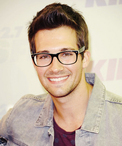 james maslow with glasses <333
