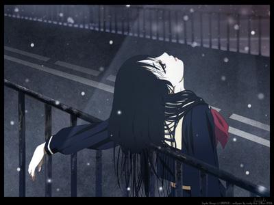 1) Death Note 2) Higurashi No Naku Koro Ni 3) Shingeki no Kyojin 4) Code Geass 5) Shiki 6) Elfen Lied 7) Puella Magi Madoka Magica 8) Jigoku Shoujo 9) Soul Eater 10) Rozen Maiden