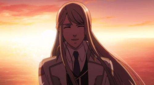 Kamigami no Asobi I watched it quite a while zamani but it is the most recent.