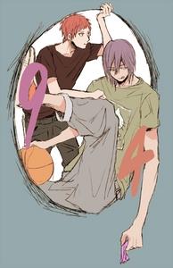 Kuroko no Basket. :3