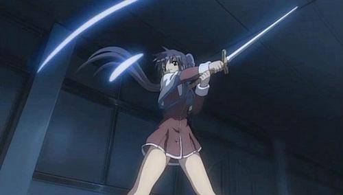Ferris Eris Sword