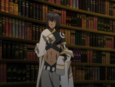 Anubis from Kamigami no Asobi.