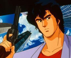 Saeba Ryo from City Hunter !