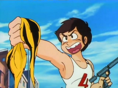 Ataru Moroboshi! Seriously, being an enormous pervert is his most outstanding character trait.
