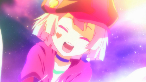 Tet from No Game No Life.
