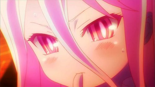 Jibril from No Game No Life.