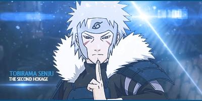 Tobirama Senju / 2nd Hokage (Naruto Shippuden) it was Tobirama who invented the reviving jutsu called Edo Tensei........he he he