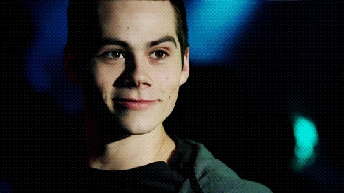 The actor that plays Stiles is named Dylan O'Brien. 