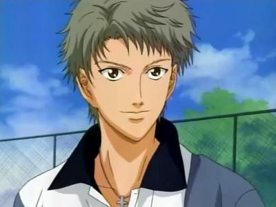 Choutarou Ootori from Prince of Tennis