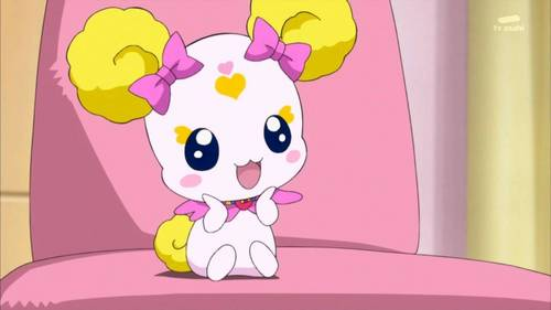 Candy FROM SMILE PRETTY CURE. I REGRET NOTHING