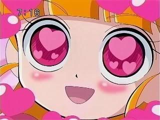 Momoko Akatsutsumi from Demashita! Powerpuff Girls Z