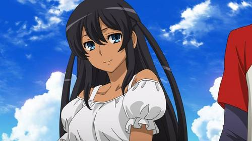 Hana from Captain Earth