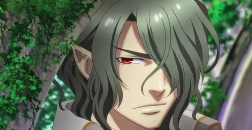 Hades from Kamigami No Asobi.