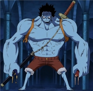 Nightmare Luffy (One Piece) Luffy was once turned into a zombie to fight his enemy......he he he