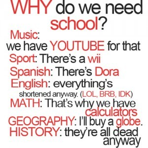 :D l really hate school..