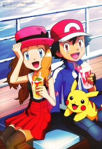 how did ash and pikachu become friends before dating