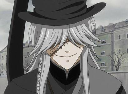 Undertaker from kuroshitsuji